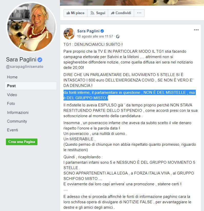 Marco Rizzone: il deputato M5S che ha preso il bonus 600 euro