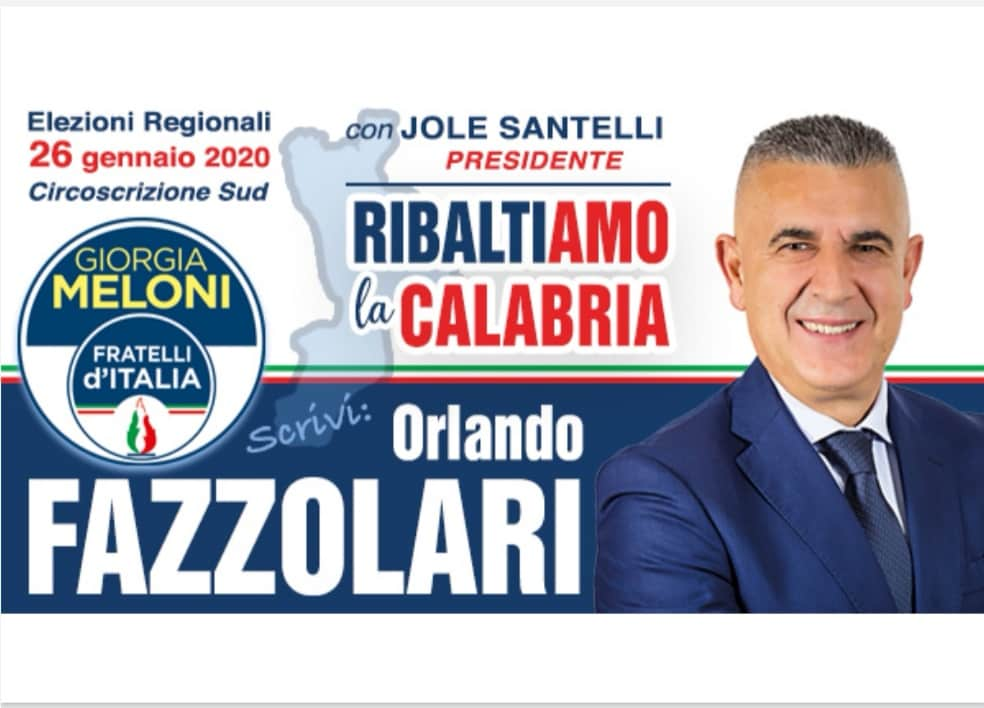 Il candidato di Fratelli d'Italia indagato per il centro migranti