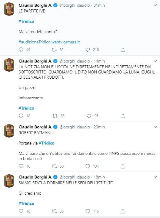 pasquale tridico inps bonus 600 euro partite iva