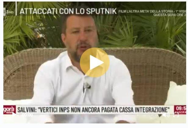 E Salvini insulta la ragazza positiva in discoteca