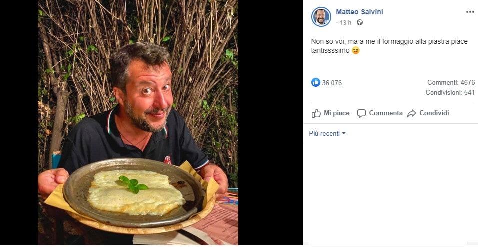 Come Salvini fischietta sul bonus ai leghisti (stesso stile dei 49 milioni)