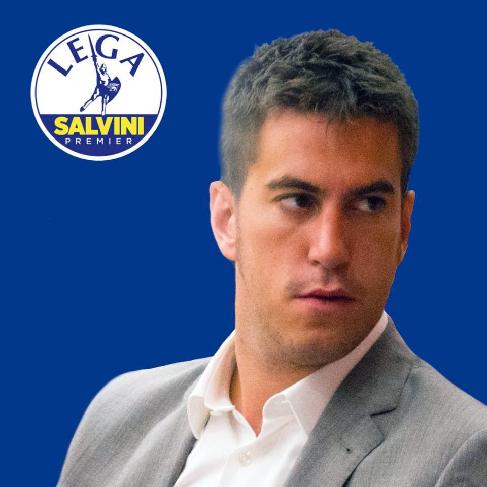 Stefano Bargi: il consigliere regionale della Lega in Emilia che ha preso il bonus