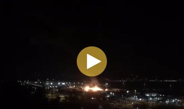 incendio oggi porto di ancona 3