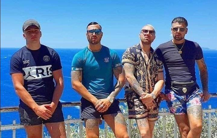 indagati omicidio willy monteiro Marco e Gabriele Bianchi, Mario Pincarelli e Francesco Belleggia colleferro