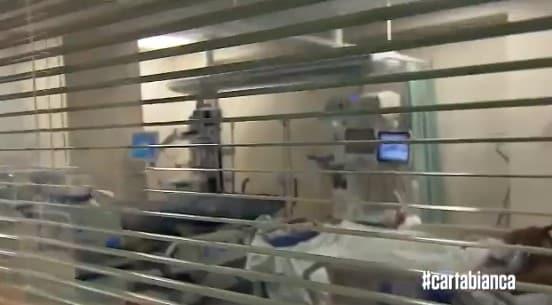 Gli ospedali pieni per COVID 19