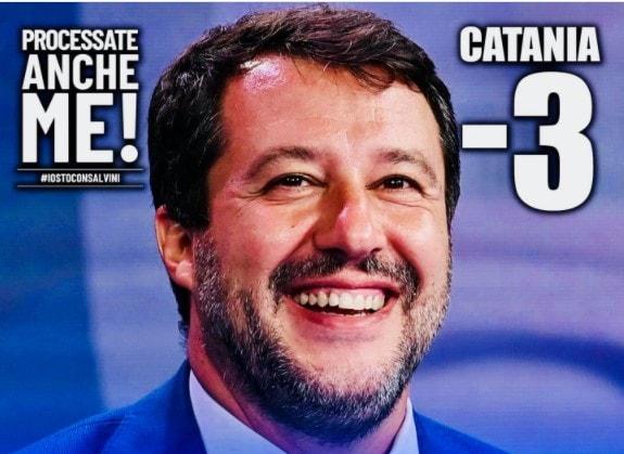 100 mila euro spesi salvini catania gregoretti