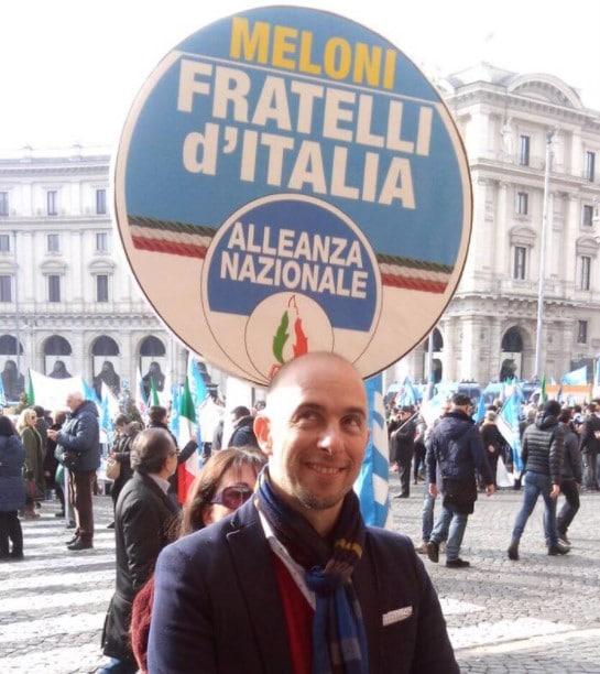 ciro maschio 104 multe deputato fratelli d'italia 1