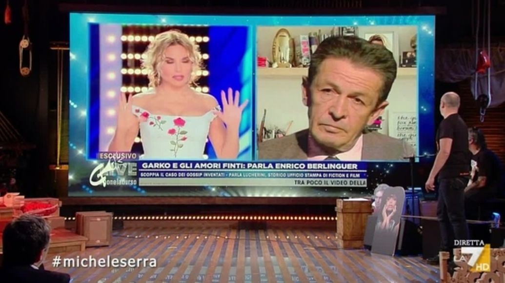Berlinguer da Barbara D'Urso: lo sfottò a Zingaretti di Propaganda Live | VIDEO