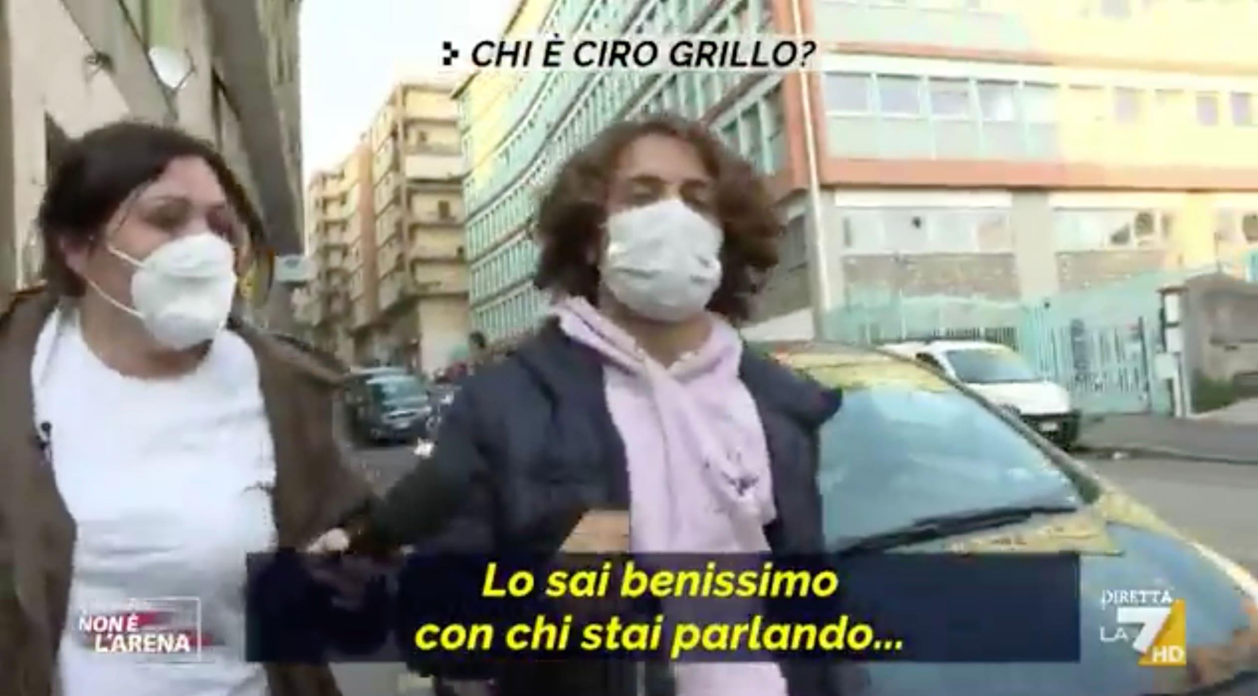 Amico Ciro Grillo