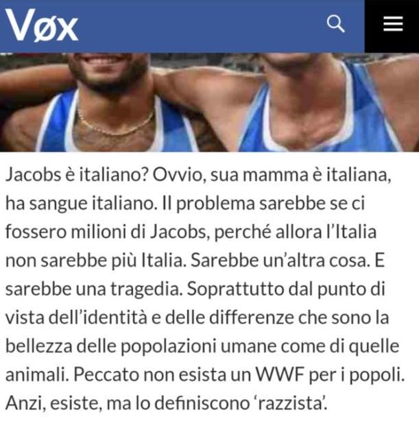 vox razza jacobs