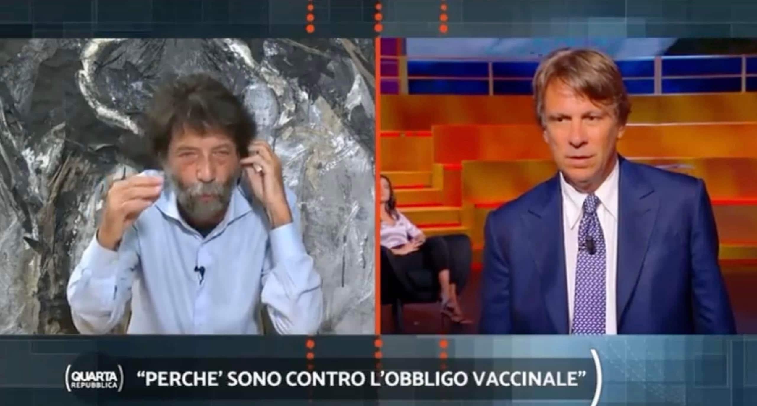 Massimo Cacciari e la frase complottista come Meluzzi | VIDEO