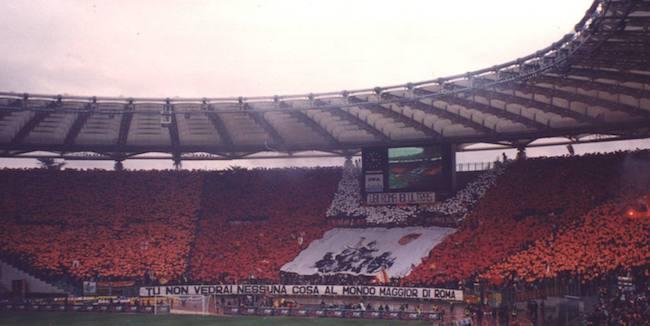Roma-Lazio 4-1 1999-2000