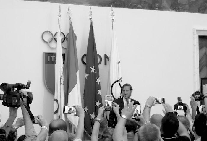 totti conferenza stampa coni roma