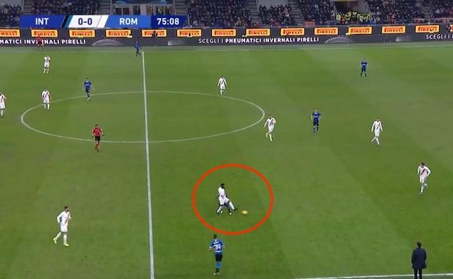 inter roma 0-0 diawara