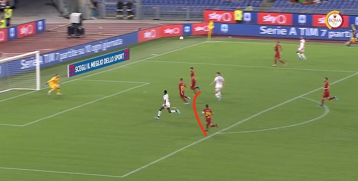 Roma-Genoa 3-3