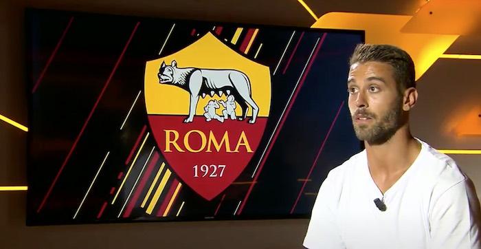 Leonardo Spinazzola alla Roma