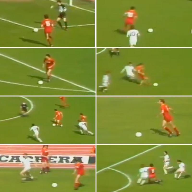 Roma-Dundee United Coppa dei Campioni 1984