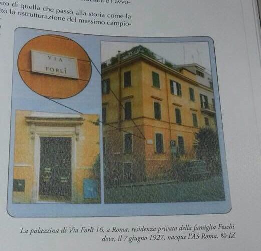 casa di italo foschi in via forlì 16 a Roma