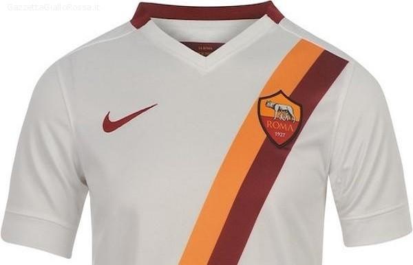Roma seconda maglia 2014-15