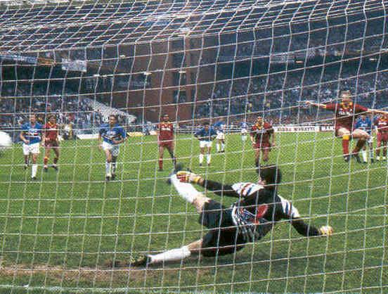 Sampdoria-Roma 1993