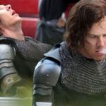 Benedict Cumberbatch fuma