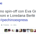 Pechino Express Eva Grimaldi