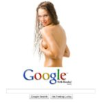 GOOGLE WITH BOOBS