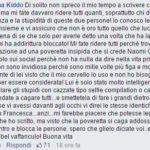 FRANCESCA IANNUARIO MELILLO BEHIND A SELFIE