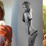 Francesca Brambilla le foto hot della modella a Quelli che il calcio (6)