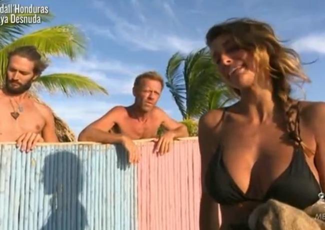 Rocco Siffredi E La Patatina Di Cristina Buccino Video Superstarz