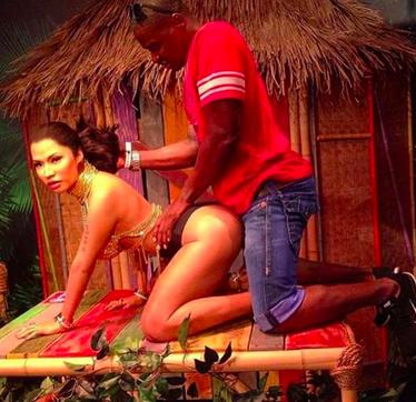 Nicki Minaj sesso video