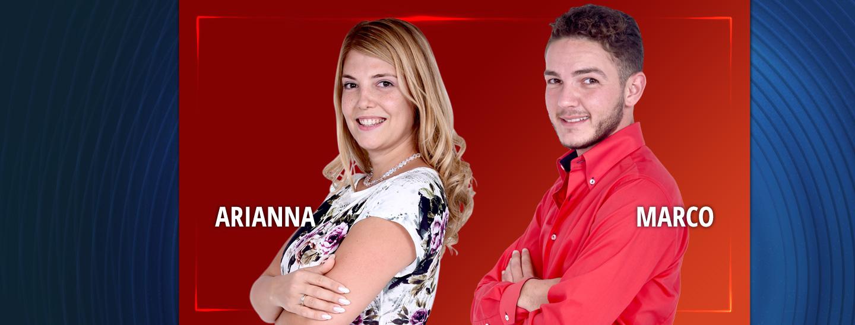 Arianna Ghiglieri  Marco Angioni trans grande fratello 1