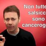 carne rossa cancerogena meme