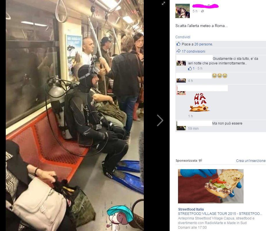 foto sub metro