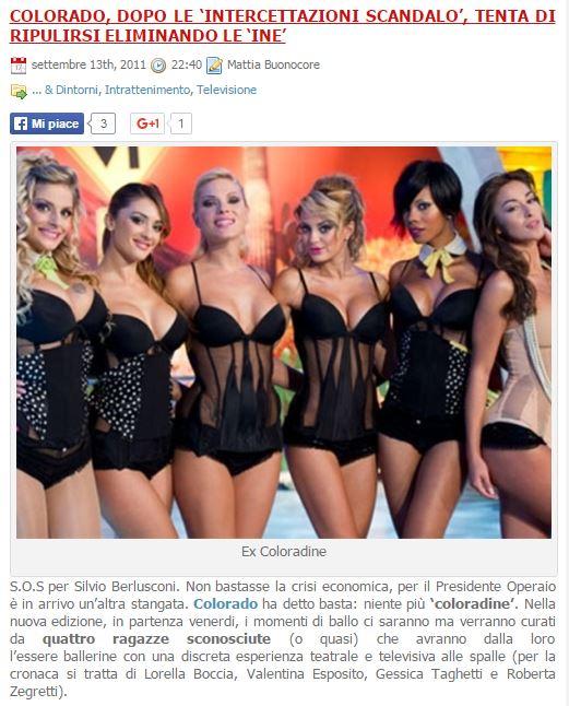 gessica taghetti amici15 amici casting colorado