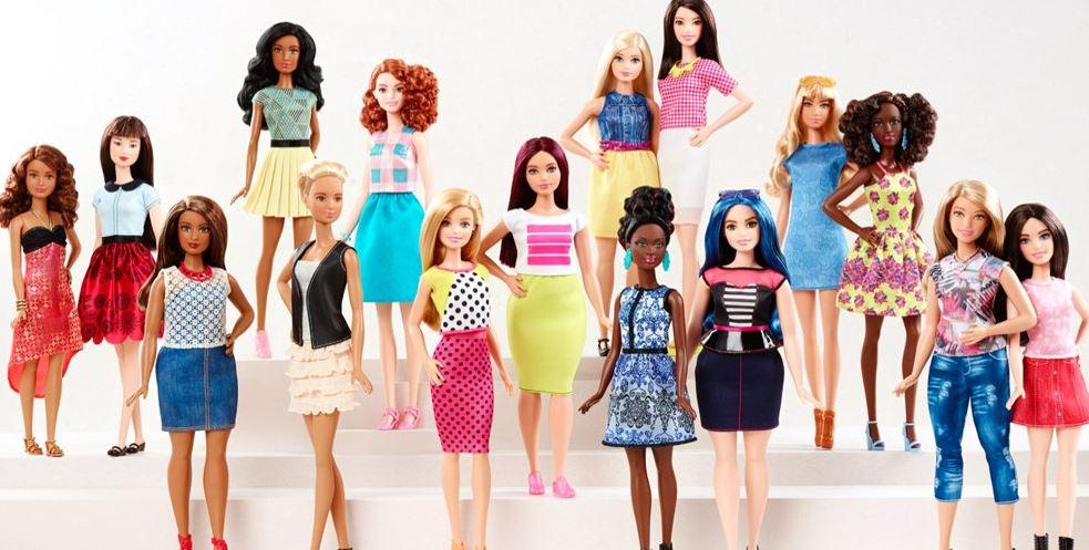 barbie realistiche barbie fashionistas - 7