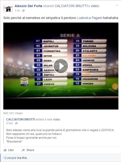 ludovica pagani classifica atalanta tutto bergamo tv - 2