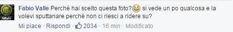 reazione belen Virginia Raffaele 2