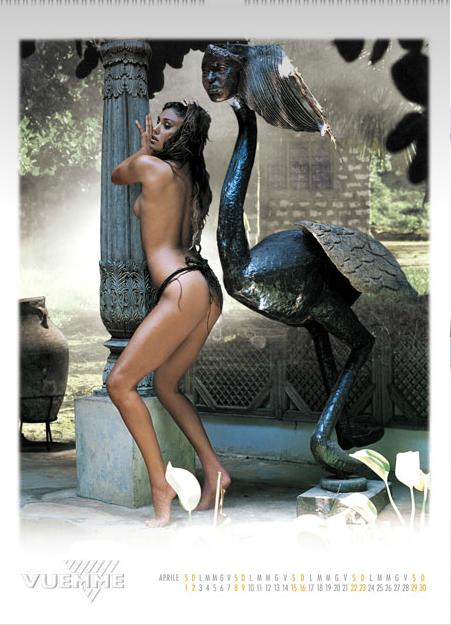 Calendario Belen Nuda.Belen Rodriguez Tutto Quello Che Non Sai Superstarz