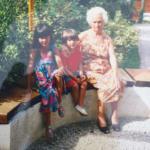belen rodriguez infanzia - bisnonna 4