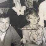 belen rodriguez infanzia - nonni Clara Isabel Agostinelli e José Carlos Cozzan 3