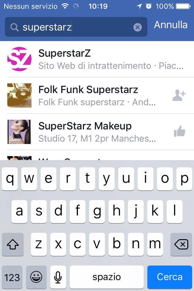 facebook non funziona iphone smartphone mobile 2