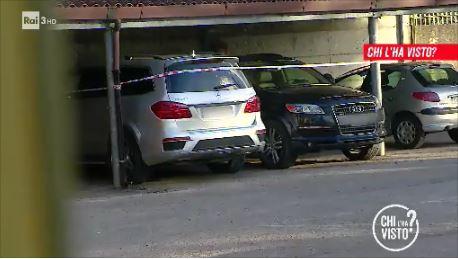 omicidio alessandro neri macchine sequestrate chi l'ha visto