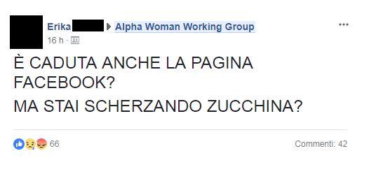 alpha woman bannato