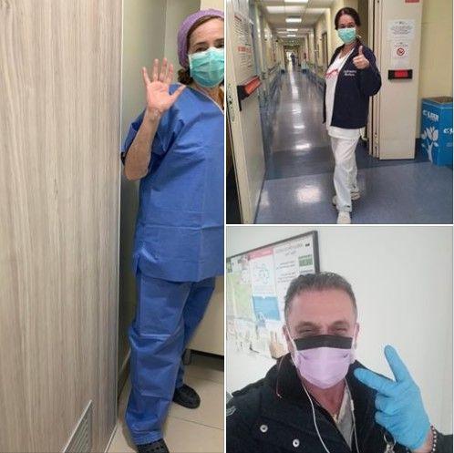 Andrea delogu coronavirus 1