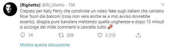 MADONNA VIDEO FAKE ITALIANI BALCONI 1
