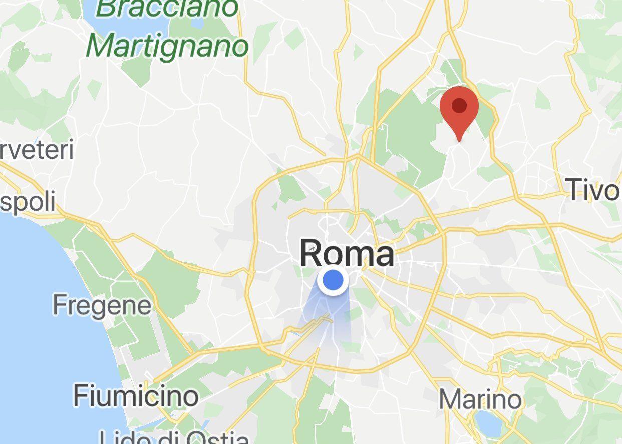 video terremoto roma oggi 11 maggio 2020 1