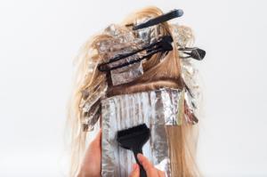 capelli con stagnola