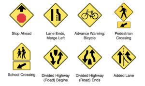 cartelli stradali a Seattle
