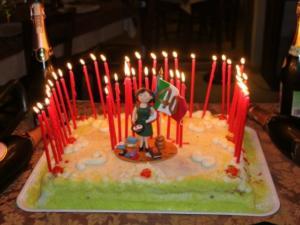 torta 40 anni Lia (3)